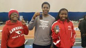 Track Athletes Qualify for States