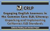 ELA/ELD Standards Training