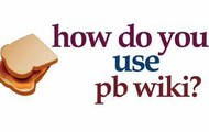 How do you use pb wiki?