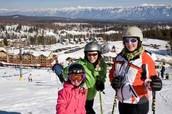Our ski cameras take great photos!