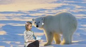 Retelling Polar Bear, Polar Bear, What Do You Hear?