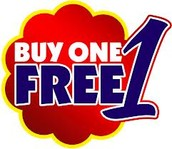 Misscellaneous Buy 1, Get 1 Free