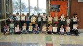1st Grade Art Group-Unit of Inquiry Supported in Art