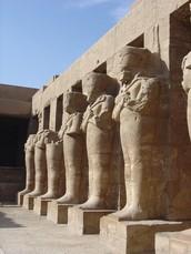 Amen-Re's Temple