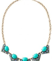 Rory Necklace - Blue