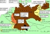 The Treaty of Versailles - Land