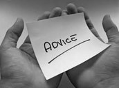 9) Advice you would give to someone who wants this job.
