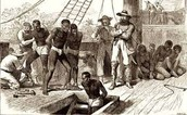Barco con esclavos