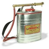 Back Pack Fire Pump