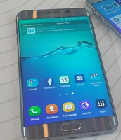 Galaxy s6 edge plus silver