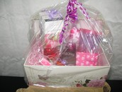 Beautiful Mother's Day Themed Gift Boxes -  $20 - $25