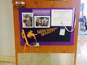 College Door Decorating