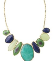 Serenity Stone Statement Necklace