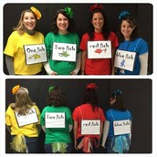 First Grade Teachers Love Halloween, Too!