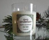 Fir Tree candle