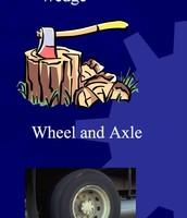 Wheel and Axle & wedge
