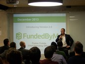 Raise money via Crowdfunding with FundedByMe