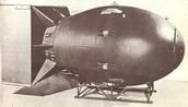 1. Development of the Atomic Bomb