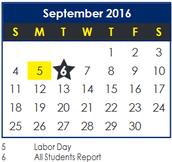 Week of Sept 19-Sept 23