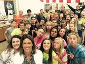 SADD Group Selfie