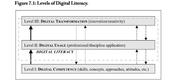 Levels of Digital Literacy