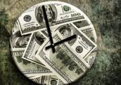 Paying bills on time