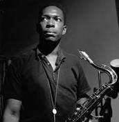 """""""John Coltrane"""""""