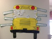 Speller School Bus