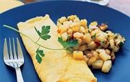 Une omelette