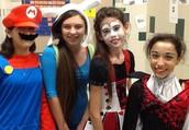 More costume day pics!