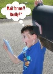 Kids Love Mail