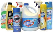 Use Less Hazardous Household Items