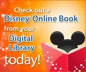 New Disney Books to Select From!