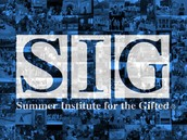 Summer Institute for the Gifted-PROGRAM NAME