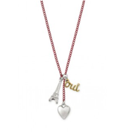 From Paris with love necklace £19