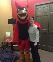 Meet the Cardinal!