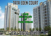 TATA Eden Court Kolkata Is Remodeling With 5 High Rise Towers Over 8 Acre Lands