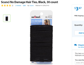 Walmart Hairbands