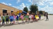 Evan's Parade!