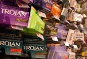 How do you get a condom?