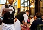 are waiters are the best in brenham and will treat you like the world revolve around you garintee or your money back