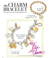Her life in charms