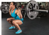 Female Lifting Weights