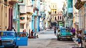 רחוב בקובה