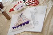 Designing Victorian Fashions
