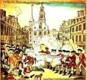 The Boston Massacre (1770)