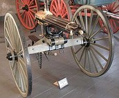 Nuts and Bolts of the Gatling Gun