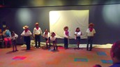 Kiest Scholars Perform La Raspa