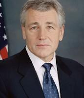 Chuck Hagel - Current Secretary