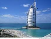 The Hotel Burj Al Arab de Dubai